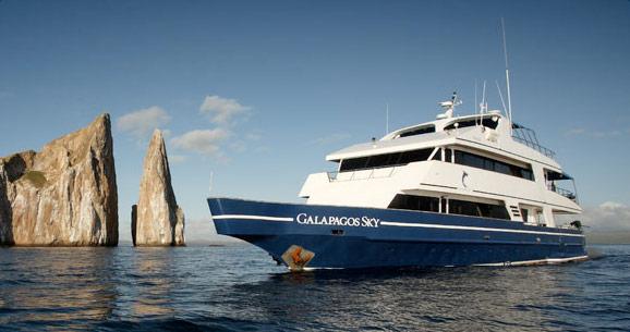 Galapagos Sky liveaboard