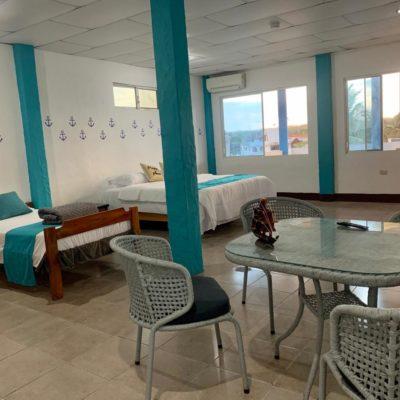 hostal Luna Beach galapagos