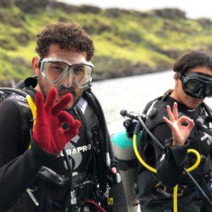 diver Academy Bay Diving