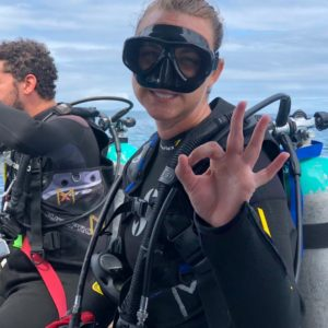 diver Academy Bat Diving