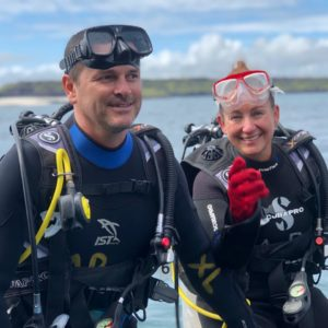 Divers Academy bay Diving