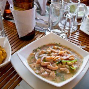 Food tour Galapagos
