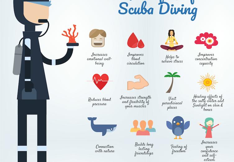 benefits of scuba diving galapagos