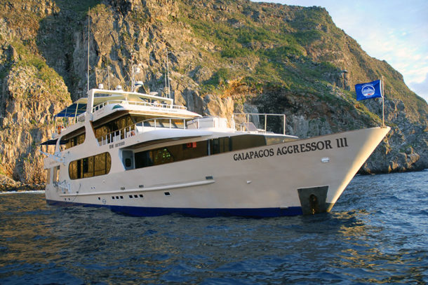 Galapagos Aggressor liveaboard with Academy Bay Diving