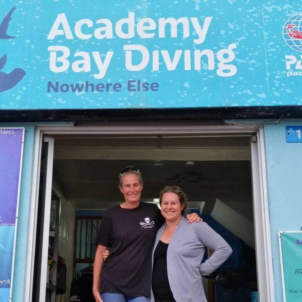 Sea Shepherd with Academy Bay Diving